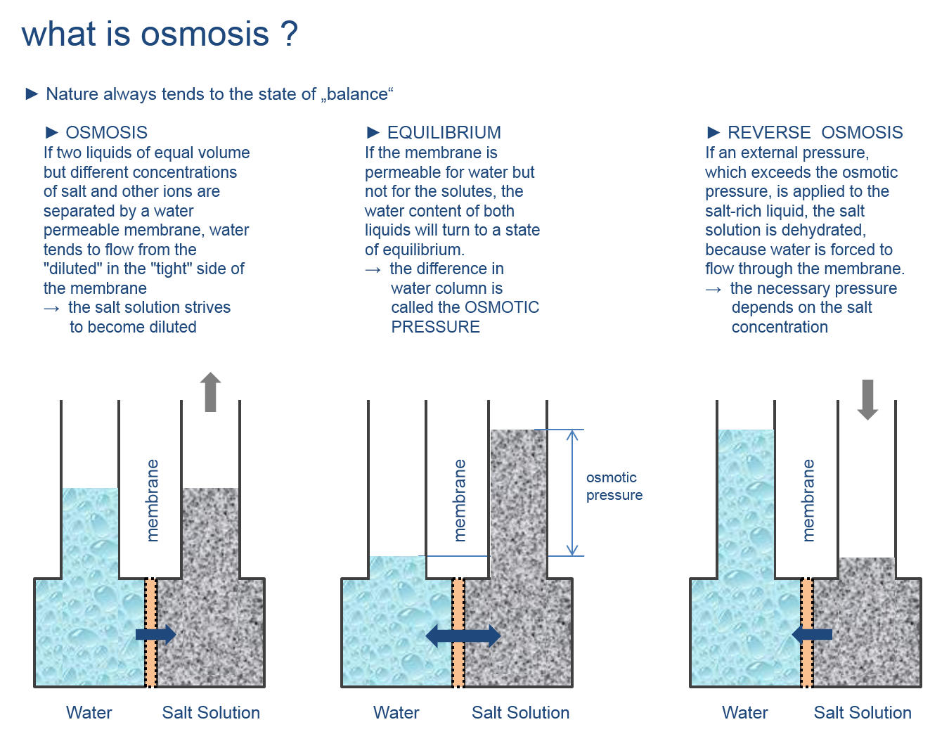 sobek tec desalination what is reverse osmosis